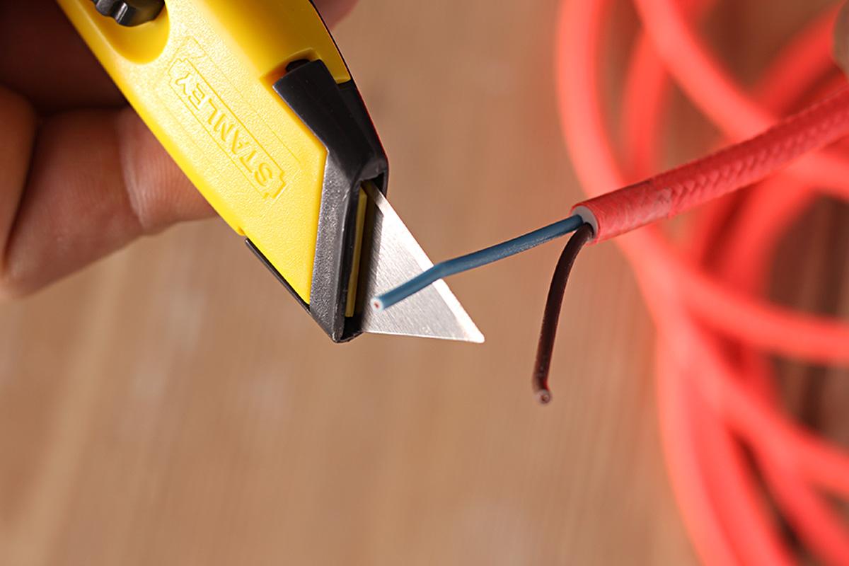 Cięcie kabla 2
